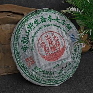 【7片】2007年云南布朗山野生乔木茶(正升号)普洱生茶 357g/片