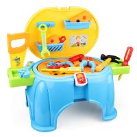 �和�工具箱玩具套�b����1-2-3-4-5-6-7-8�q�S修修理仿真小孩男孩
