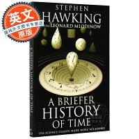 A Briefer History of Time 时间简史【英文原版 斯蒂芬霍金】