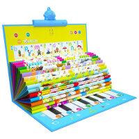 儿童点读发声书早教机幼儿园学前小孩笔学习有声读物宝宝益智玩具