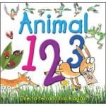 【正版直发】Animal 123) Kate Sheppard(凯特・谢泼德) 绘 9780753419595 Kin