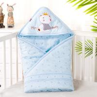 婴儿抱被 春秋新生儿包被春夏季薄款抱毯宝宝襁褓包巾被子用品