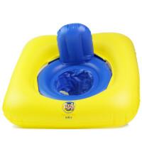 婴儿游泳圈儿童座圈坐圈宝宝游泳圈坐圈浮圈3个月1岁2岁3岁
