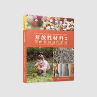 宁谊文化:开放性材料2 婴幼儿创造性游戏  南京师范大学出版社