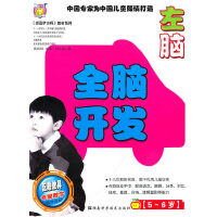 全脑开发.左脑.中国专家为中国儿童打造(5-6岁)配赠教具专家教学精华介绍