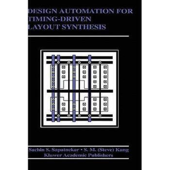 【预订】Design Automation for Timing-Driven Layout 美国库房发货,通常付款后3-5周到货!