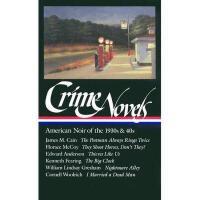 【预订】Crime Novels: American Noir of the 1930s and 40s