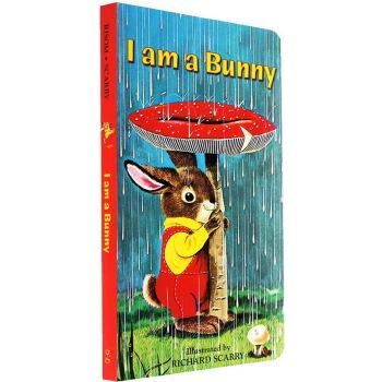 小兔子贯穿家长们推荐的经典有趣故事书 非常适合刚开始接触英语的