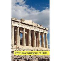 【预订】Five Great Dialogues of Plato: Euthyphro, Apology