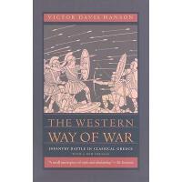 【预订】The Western Way of War: Infantry Battle in Classical