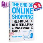 【中商原版】线上购物的终结:新零售的未来 英文原版 Wijnand Jongen World Scientific P