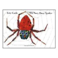 The Very Busy Spider 9780399215926