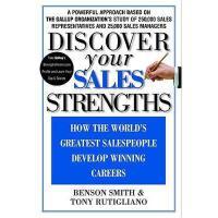 【预订】Discover Your Sales Strengths: How the World's