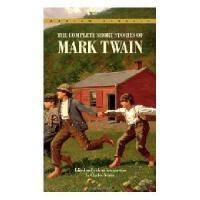 英文原版 马克吐温短篇小说集 Complete Short Stories of Mark Twain