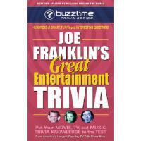 【预订】Joe Franklin's Great Entertainment Trivia Game: