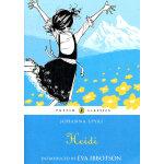 Heidi (Puffin Classics) 海蒂 ISBN 9780141322568