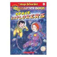 英文原版The Magic School Bus A Science Chapter Book Space Explor