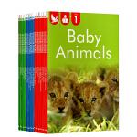 【L1-L2-L3】Kingfisher readers 大全套20册 翠鸟分级读物系列 小学百科科普分级读物 儿童S