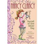 【预订】Fancy Nancy: Nancy Clancy, Secret of the Silver Key