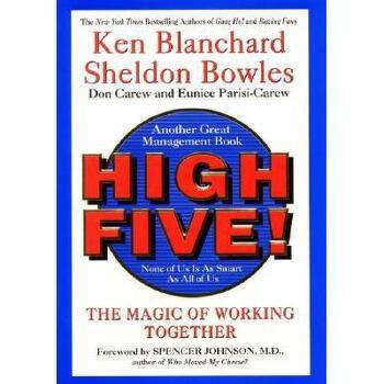 【预订】High Five! None of Us Is as Smart as All of Us 美国库房发货,通常付款后3-5周到货!