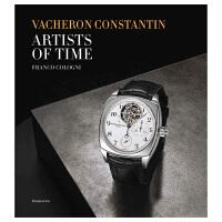 【预定】Vacheron Constantin: Artists of Time 江诗丹顿:艺术家的时间 名贵手表钟表设