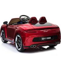 儿童电动车遥控汽车可坐男女宝宝小孩玩具车可坐人童车四轮摇摆