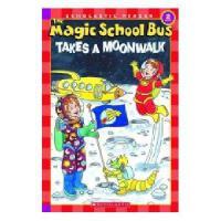 英文原版Magic School Bus Science Reader: Magic School Bus Takes