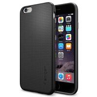 SPIGEN韩国SGP Capsule胶囊套苹果6 4.7英寸硅胶套 苹果iPhone 6/6S 透明超薄防摔硅胶保护