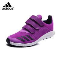 【到手价:229元】阿迪达斯adidas童鞋17春男女童中大童跑步鞋儿童运动鞋 CG3382