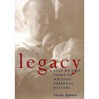 【预订】Legacy Legacy Legacy: A Step-By-Step Guide to Y978080401