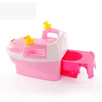 男女宝宝 婴儿便盆小孩马桶 青蛙坐便器 大号抽屉式儿童坐便器