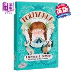 【中商原版】波丽安娜 英文原版 Pollyanna 经典儿童文学 儿童小说