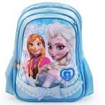 迪士尼 冰雪奇缘书包小学生女1-3-5年级双肩背包儿童书包SP20302
