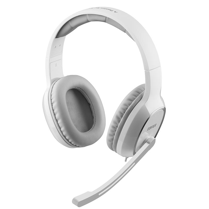 Edifier/漫步者 K815台式电脑耳机头戴式吃鸡游戏手机耳麦带话筒