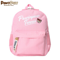 【3件3折 到手价:137】Pawinpaw小熊童装男女童款双肩包中大童背包书包