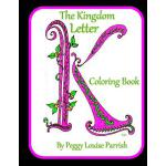 【预订】The Kingdom Letter K Coloring Book