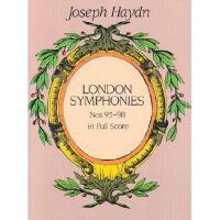 【预订】London Symphonies Nos. 93-98