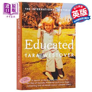 【中商原版】你当像鸟飞往你的山 教育改变人生 英文原版 教育之谜 Educated: A Memoir Tara Westover自传 塔拉韦斯托弗 比尔盖茨2018推荐 励志