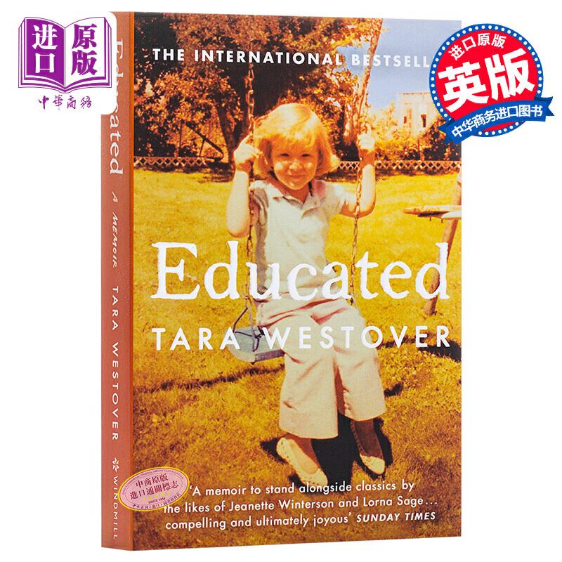 【中商原版】你当像鸟飞往你的山 教育改变人生 英文原版 教育之谜 Educated: A Memoir Tara Westover自传 塔拉韦斯托弗 比尔盖茨2018推荐 励志 进口原版  纽约时报畅销书