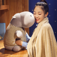 暖手抱枕靠垫女孩爱萌少女心大号睡觉玩偶手捂布娃娃毛绒玩具