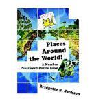 【预订】Places Around the World!: A Number Crossword Puzzle