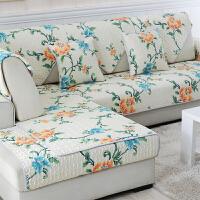 沙发垫简约现代布艺冬季沙发套四季防滑坐垫欧式组合皮沙发垫