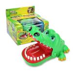 鳄鱼玩具咬手指大号鲨鱼咬人玩具儿童整蛊好玩的抖音牙齿咬手鳄鱼