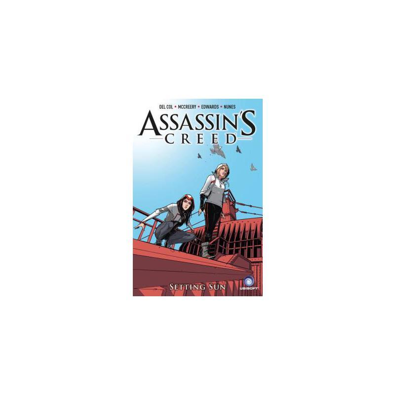 【预订】Assassin's Creed Volume 2: Setting Sun 预订商品,需要1-3个月发货,非质量问题不接受退换货。