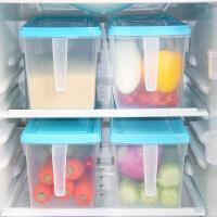 【当当自营】南极人 抽屉式冰箱收纳储物保鲜盒2只装