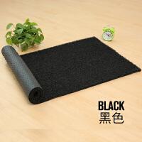 1.5米宽热熔喷丝丝圈地垫门垫 防冻丝圈门口脚垫防滑地毯进门垫子
