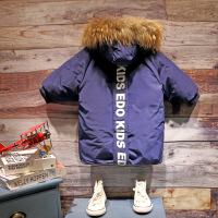 童装儿童棉衣外套2018新款冬装男童羽绒宝宝棉袄韩版反季