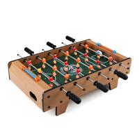 桌上足球桌游�蚺_�和�男孩的玩具4--9�q智力�H子玩具
