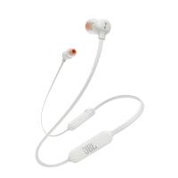 JBL T110BT 白色 无线蓝牙 入耳式耳机 运动耳机 手机耳机 游戏耳机
