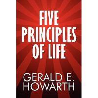 【预订】Five Principles of Life